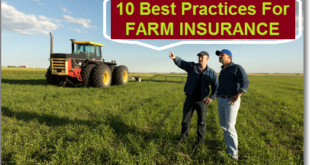 10 Best Practices For FARM INSURANCE