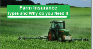 Farm Insurance Types and Why do you Need It