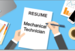 Mechanical Technician Resume Samples