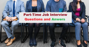Part-Time Job Interview Questions and Answers